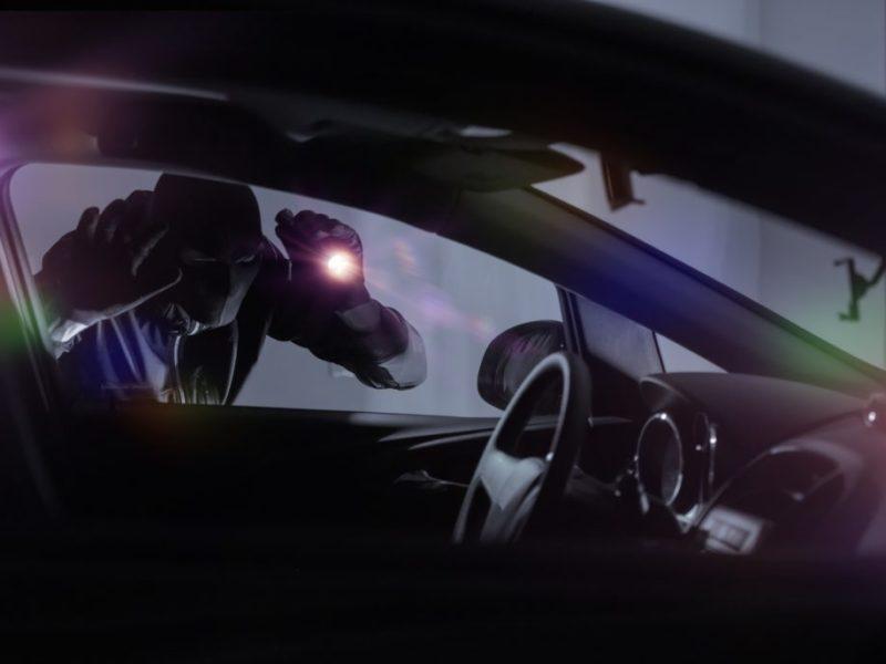 Auto Diebstähle